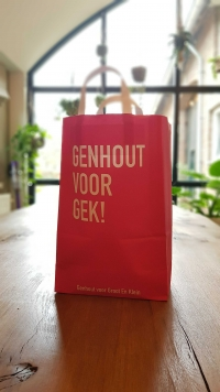 Welkomstas Genhout voor Gek